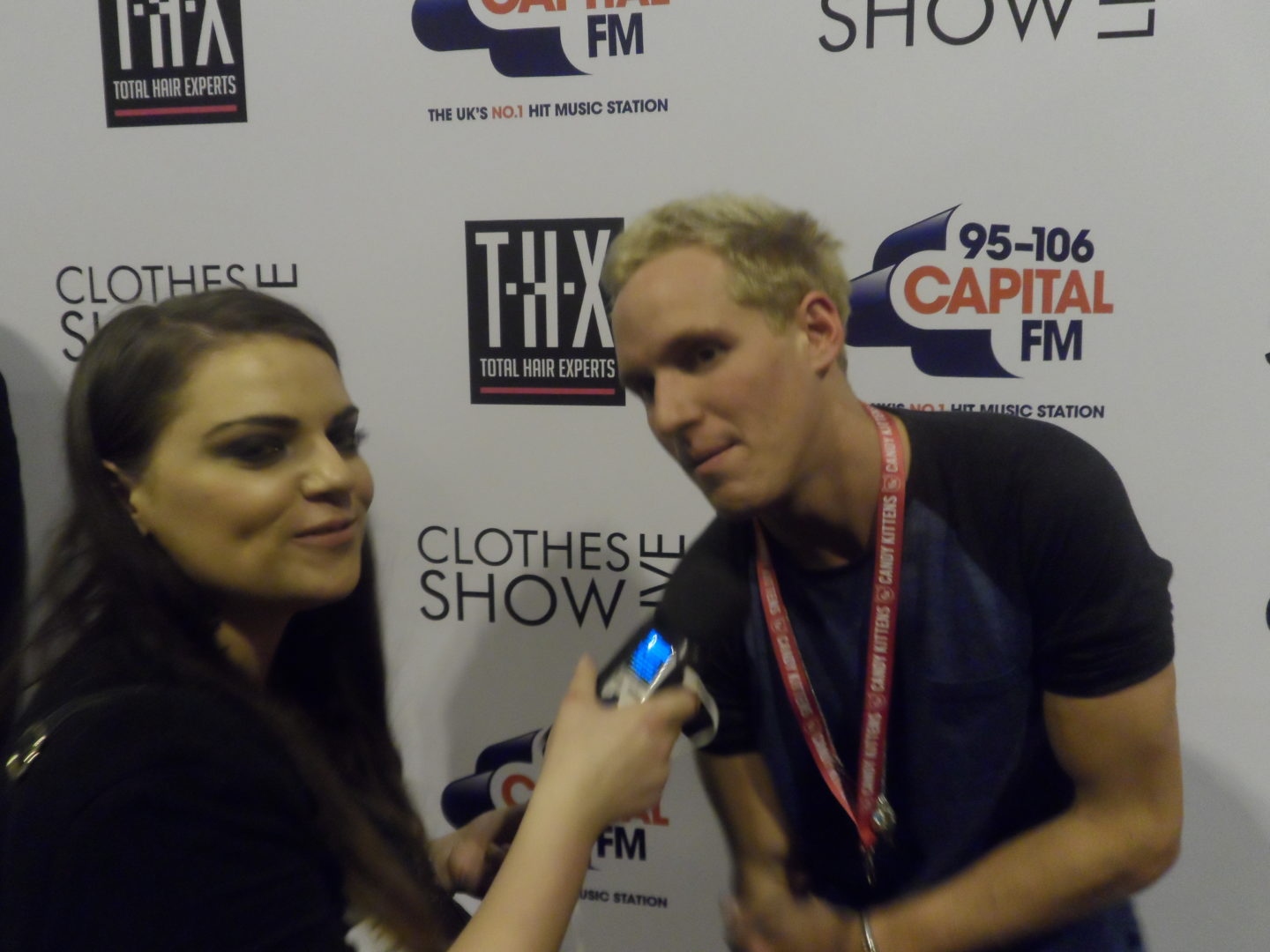 Clothes Show Live 2013- Celebrity Interviews!
