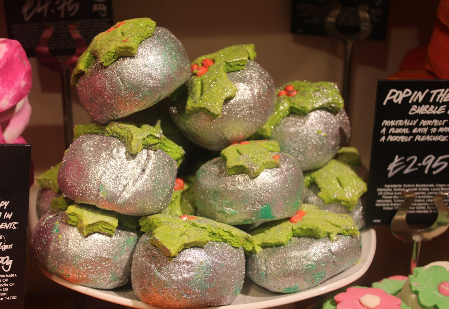 LUSH Christmas Collection 2014