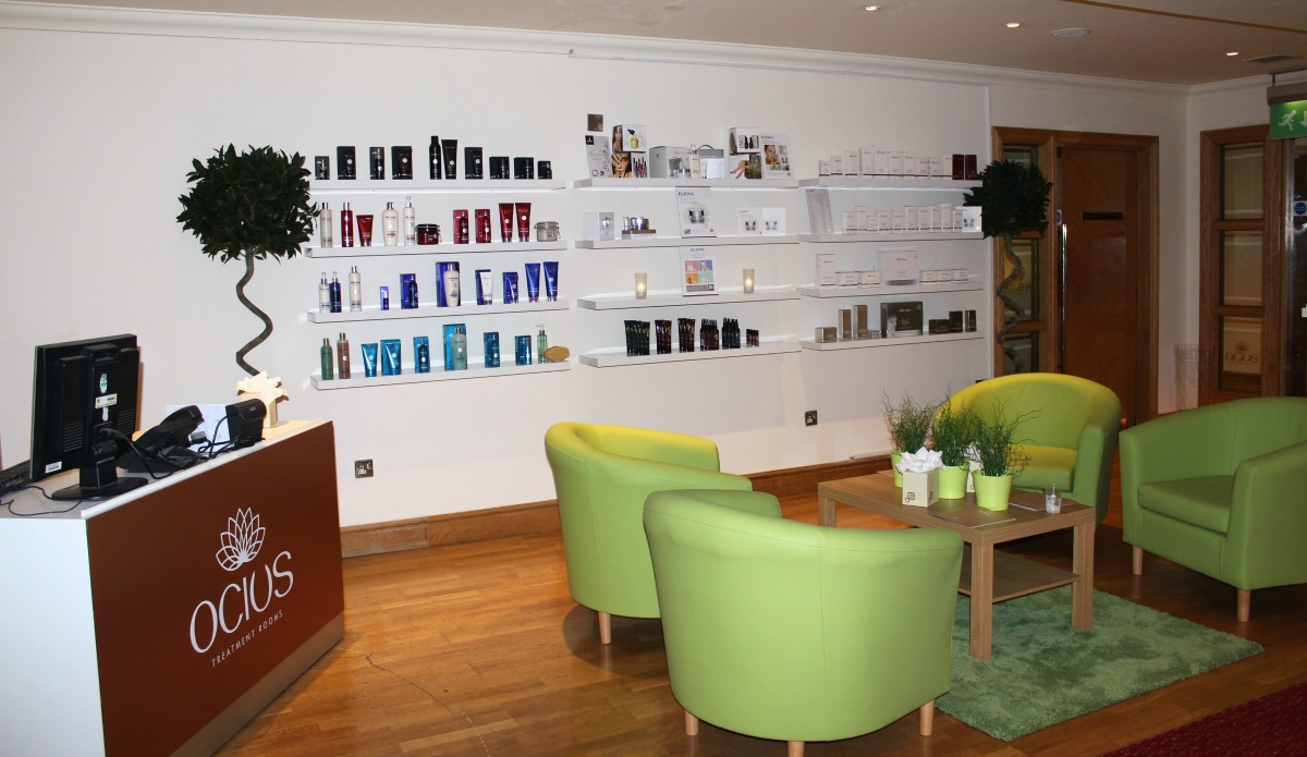 The Ocius Spa at The Celtic Manor Resort